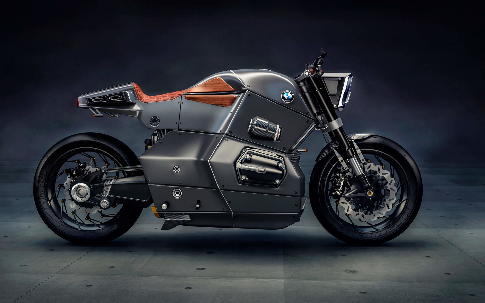 BMW M Bike Concept Wallpaper for Desktop 1920x1200