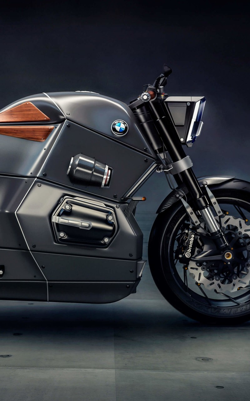 BMW M Bike Concept Wallpaper for Amazon Kindle Fire HD