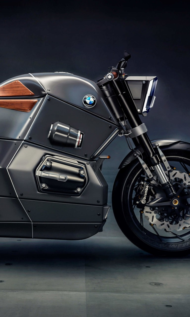 BMW M Bike Concept Wallpaper for Google Nexus 4