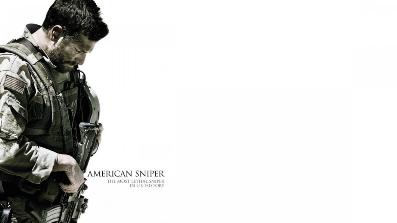 Bradley Cooper As Chris Kyle in American sniper Wallpaper for Desktop 1280x720