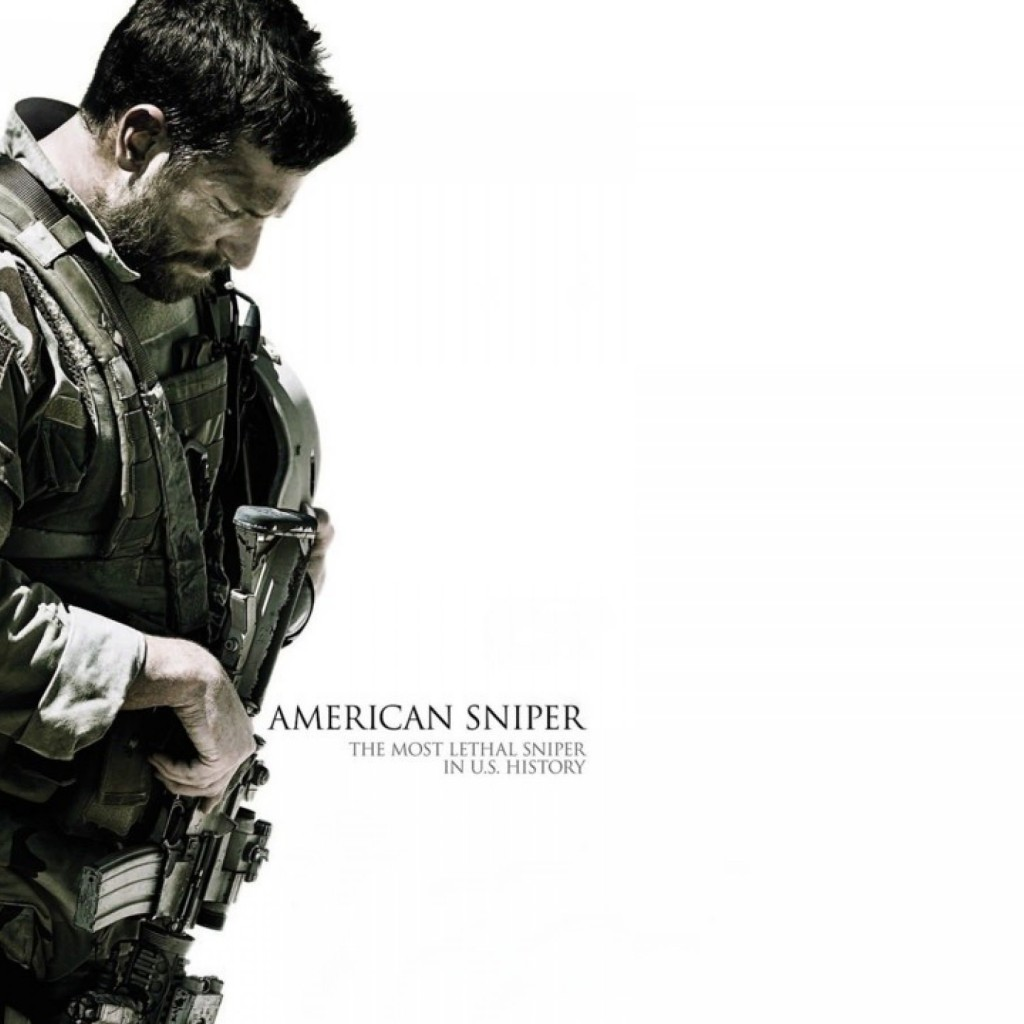 Bradley Cooper As Chris Kyle in American sniper Wallpaper for Apple iPad 2