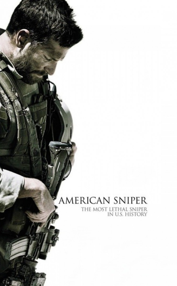 Bradley Cooper As Chris Kyle in American sniper Wallpaper for Apple iPhone 4 / 4s