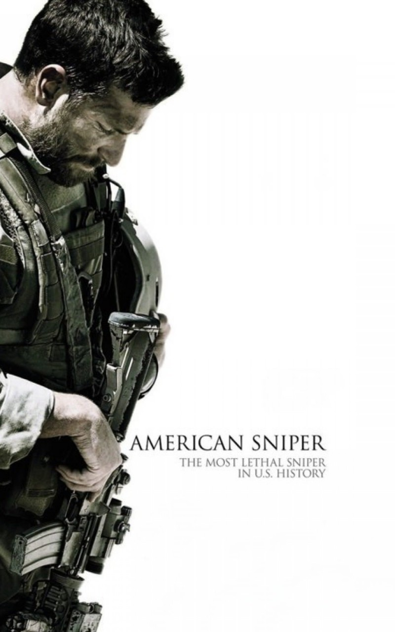 Bradley Cooper As Chris Kyle in American sniper Wallpaper for Amazon Kindle Fire HD