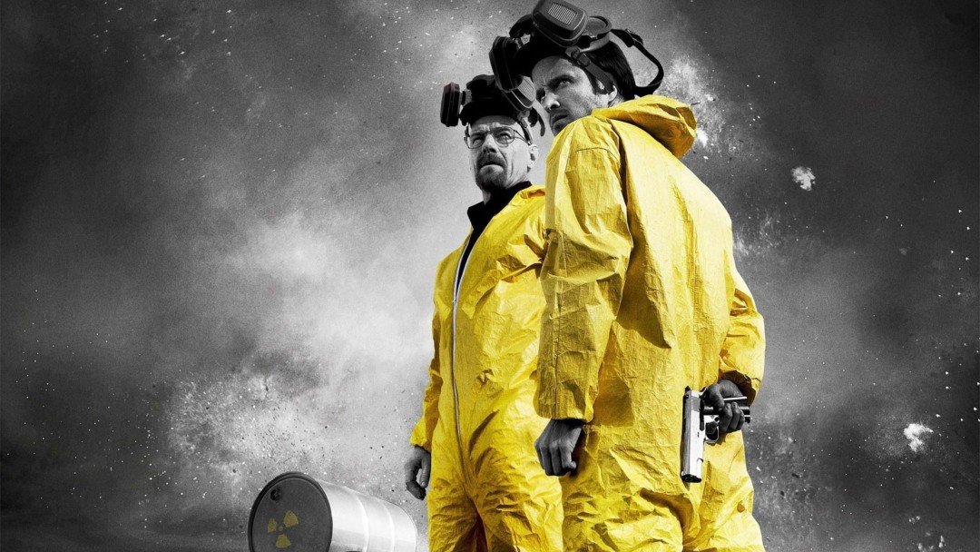 Breaking Bad - Jesse & Walt Wallpaper for Social Media Google Plus Cover