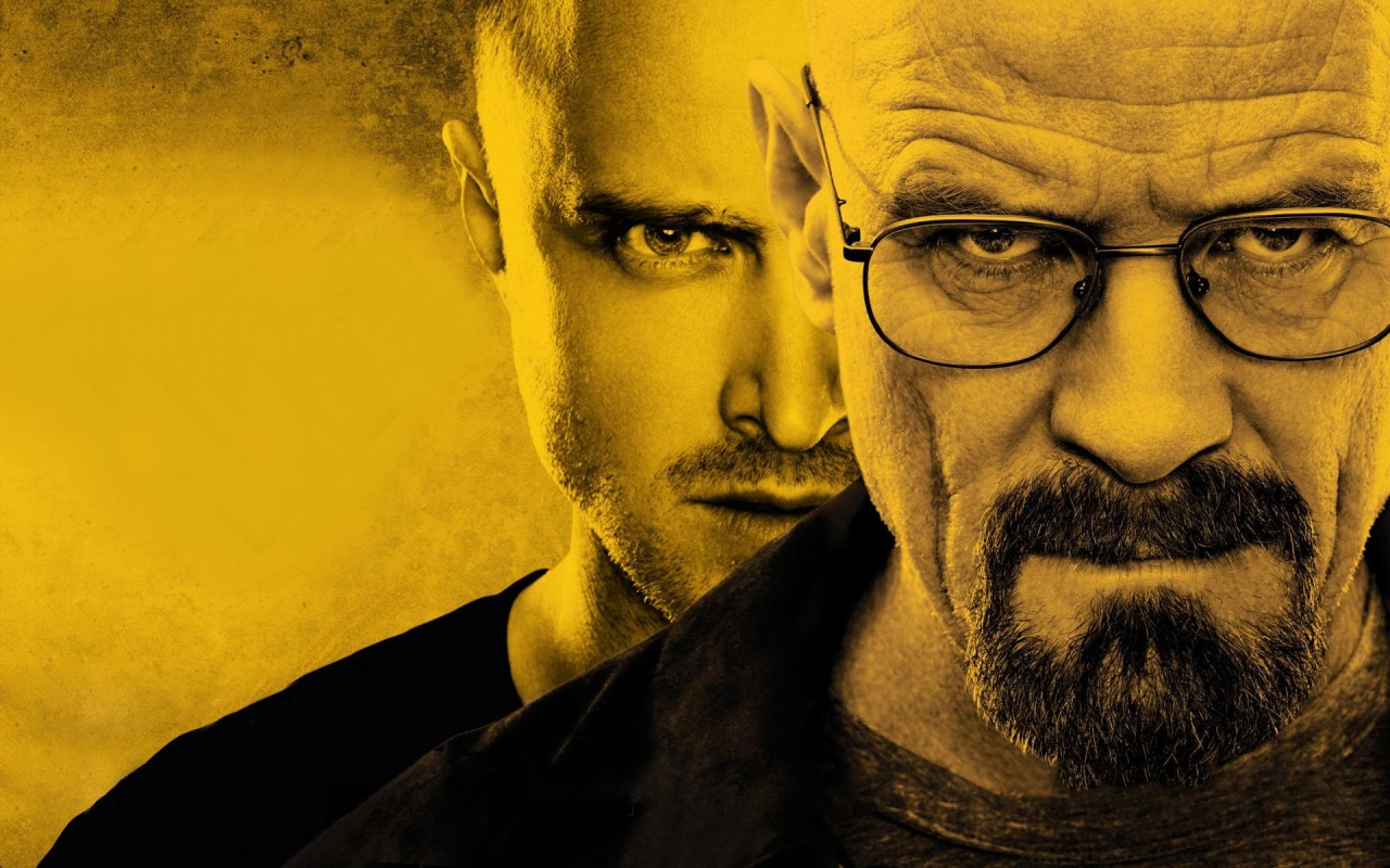 Breaking Bad - Jesse & Walter White Wallpaper for Desktop 1280x800