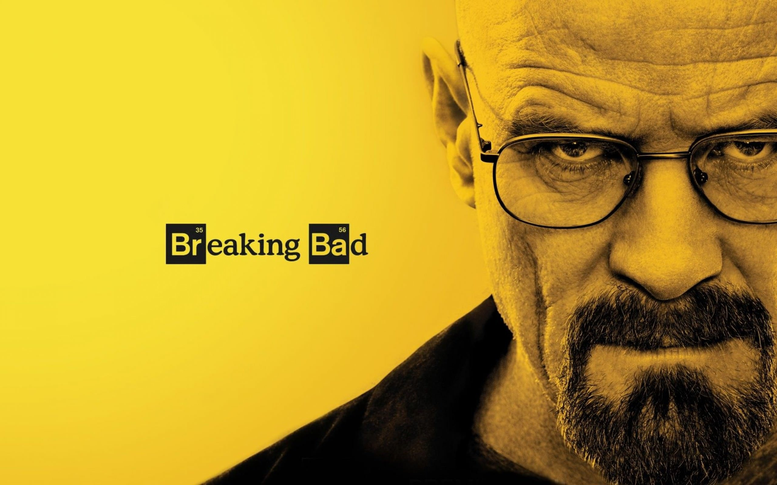 Breaking Bad - Walter White Wallpaper for Desktop 2560x1600