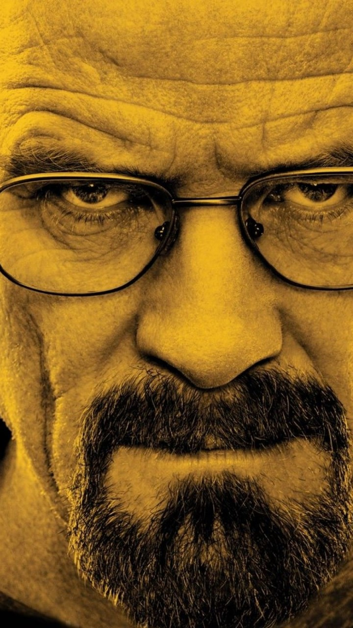 Breaking Bad - Walter White Wallpaper for SAMSUNG Galaxy S3