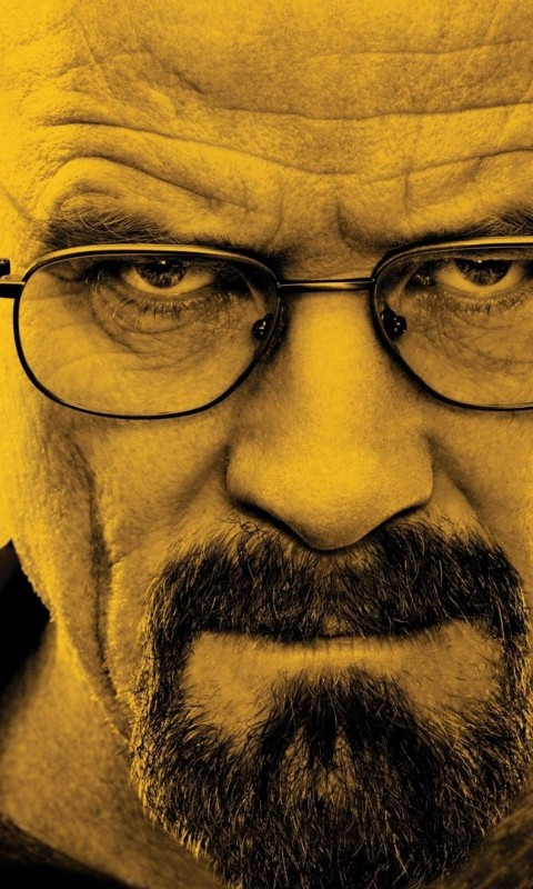 Breaking Bad - Walter White Wallpaper for SAMSUNG Galaxy S3 Mini