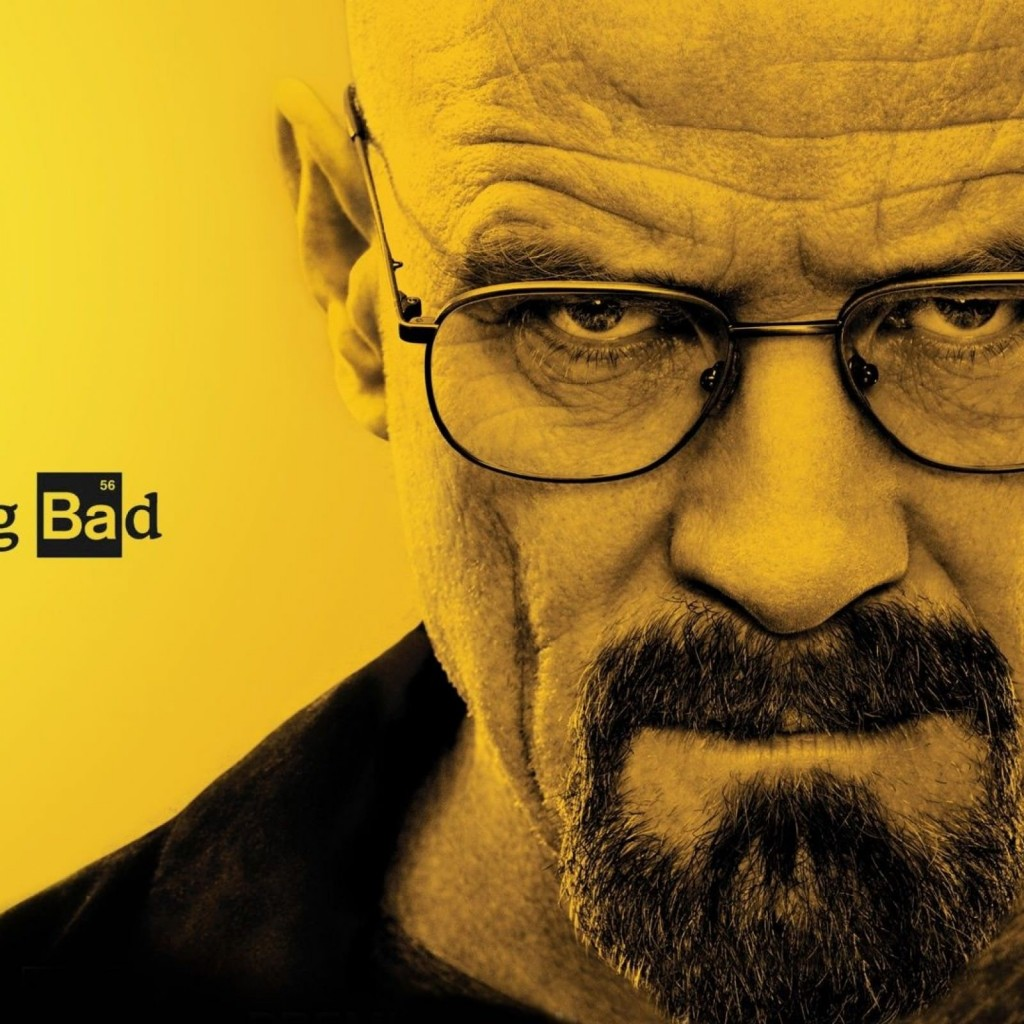 Breaking Bad - Walter White Wallpaper for Apple iPad 2