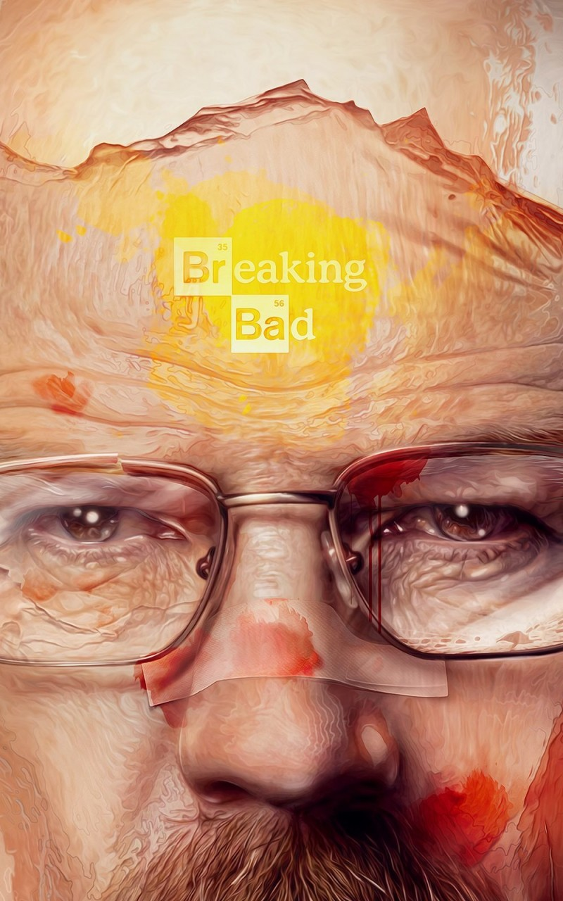 Breaking Bad - Walter White Wallpaper for Amazon Kindle Fire HD