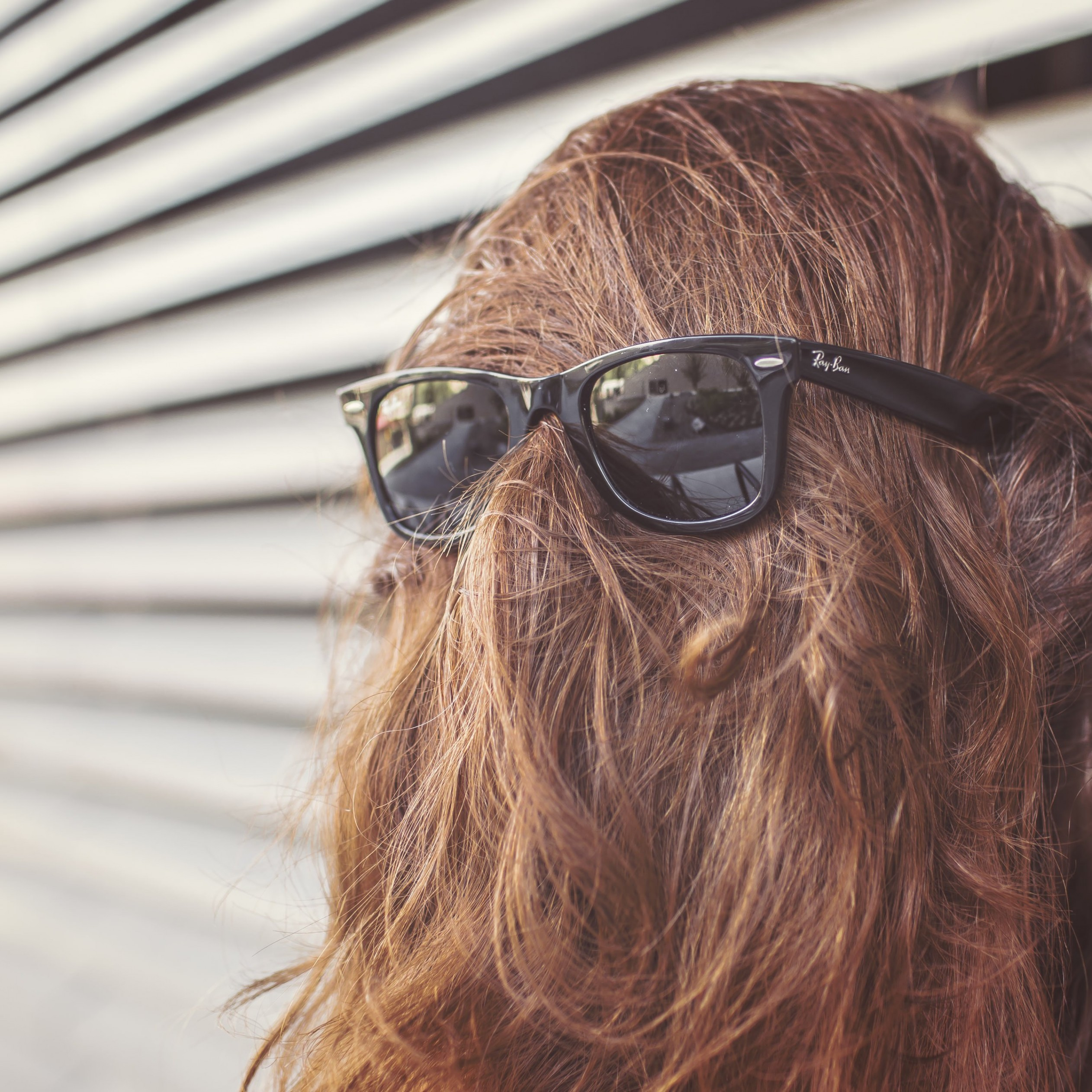 Chewbacca Girl Wallpaper for Apple iPad Air