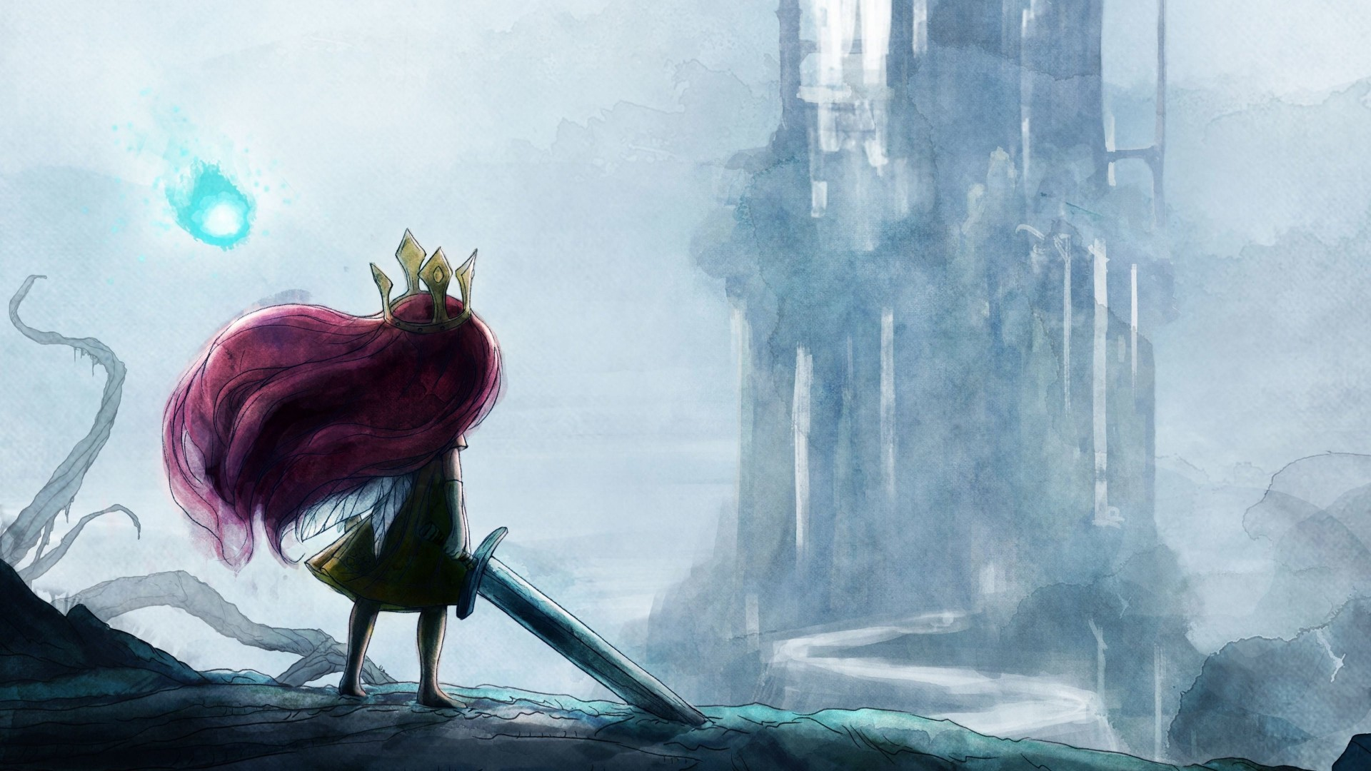 Child Of Light Wallpaper for Desktop 1920x1080