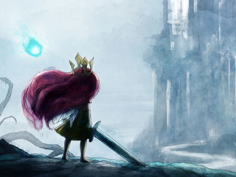 Child Of Light Wallpaper for Desktop 800x600