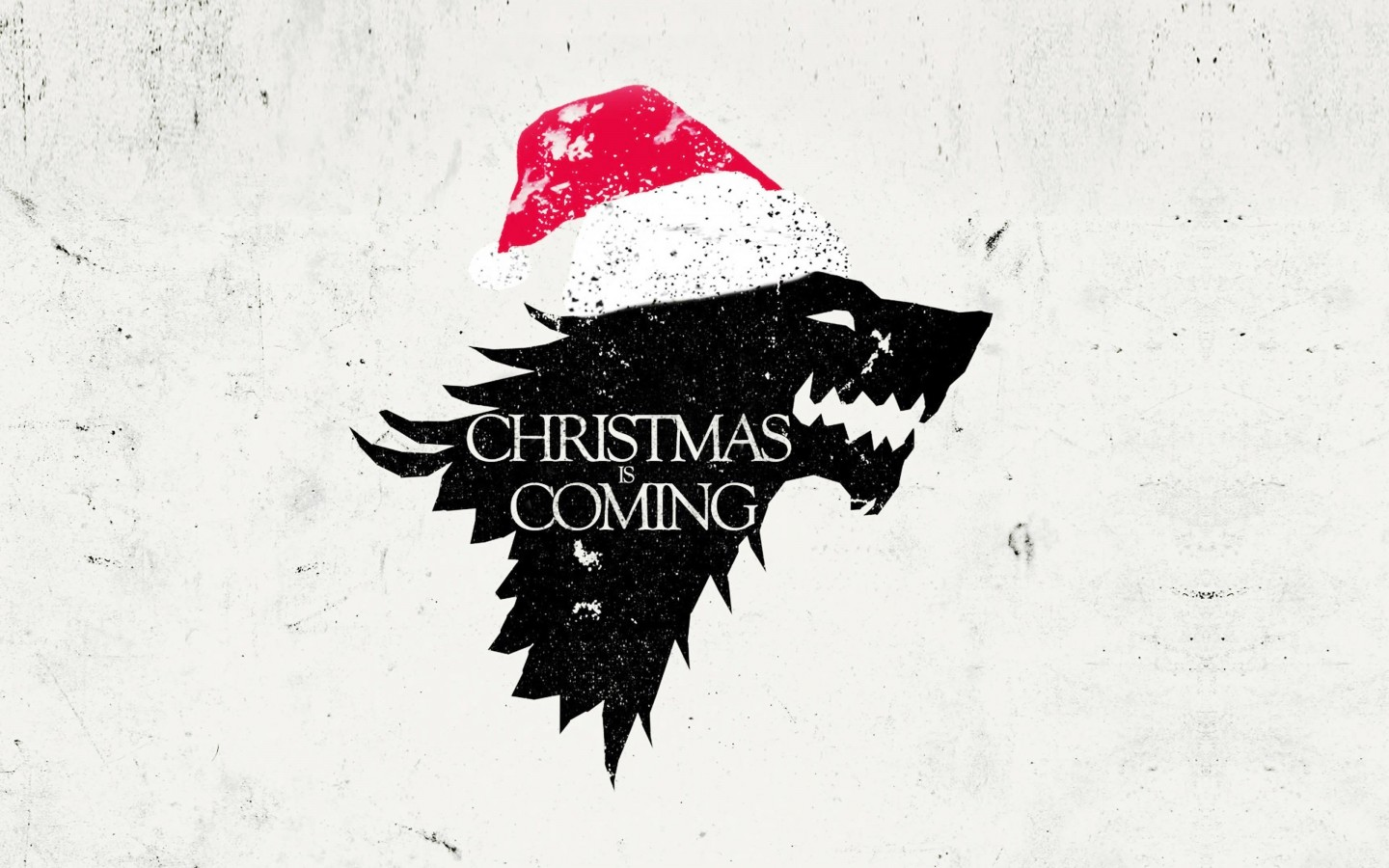 Christmas is Coming Wallpaper for Desktop 1440x900