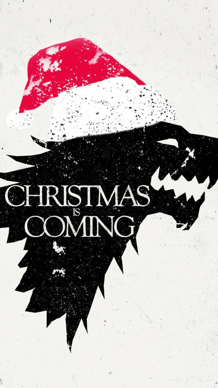 Christmas is Coming Wallpaper for Motorola Droid Razr HD