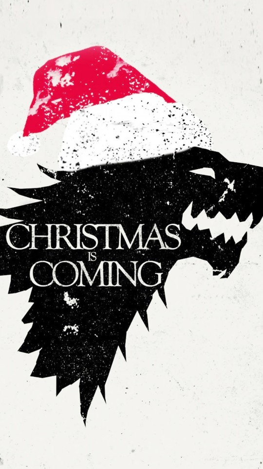 Christmas is Coming Wallpaper for LG G2 mini
