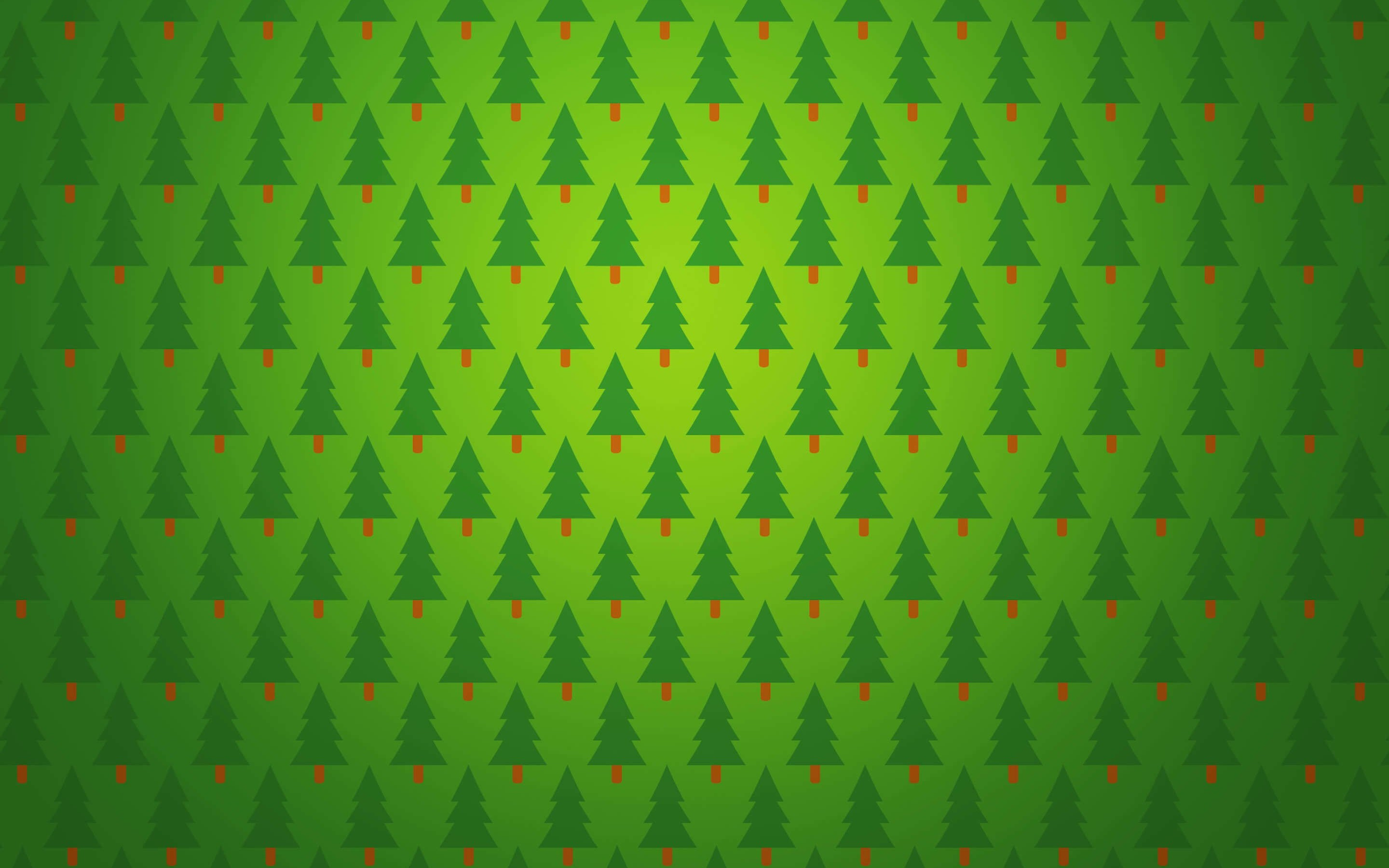 Download Christmas Tree Pattern HD wallpaper for 2880 x