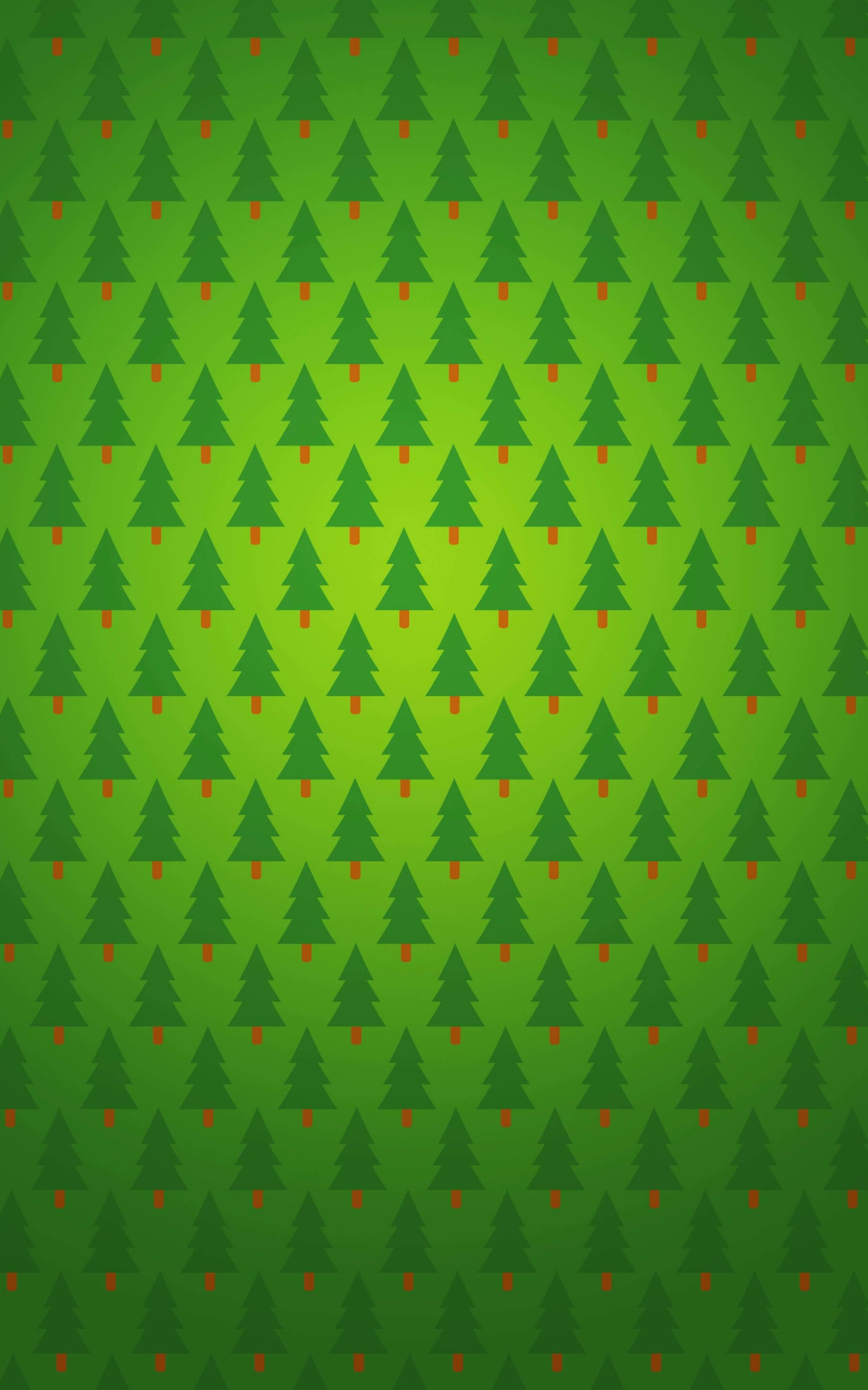 Christmas Tree Pattern Wallpaper for Amazon Kindle Fire HDX 8.9