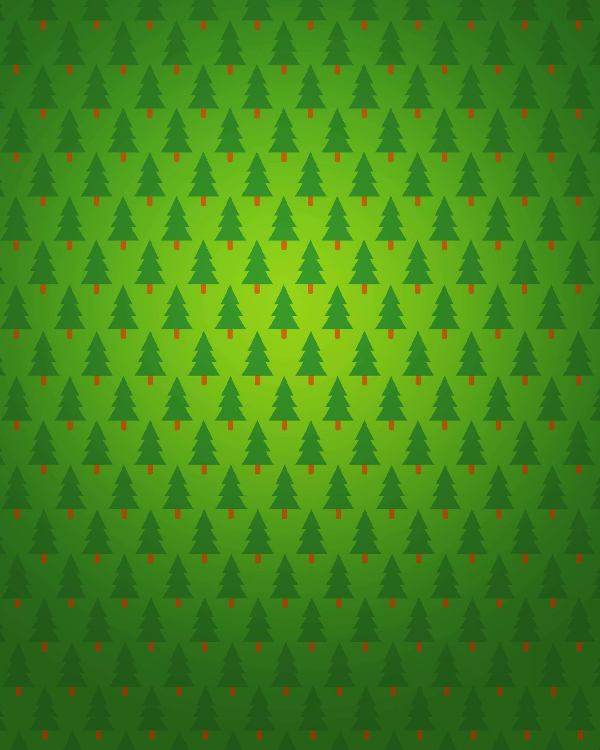 Christmas Tree Pattern Wallpaper for Google Nexus 7