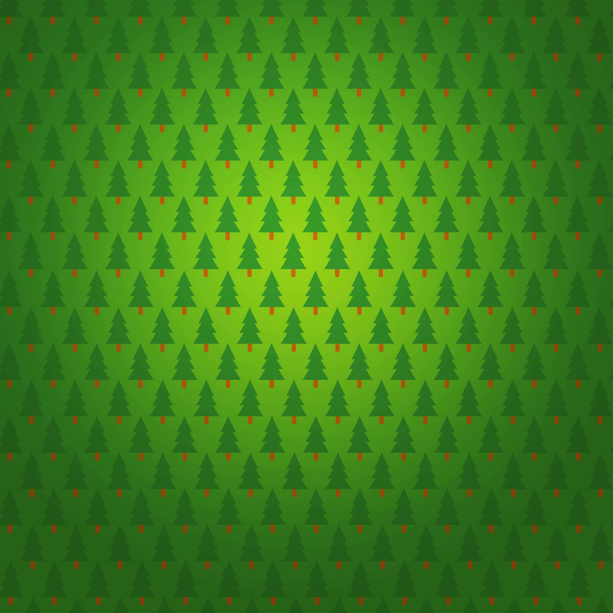 Christmas Tree Pattern Wallpaper for Google Nexus 9