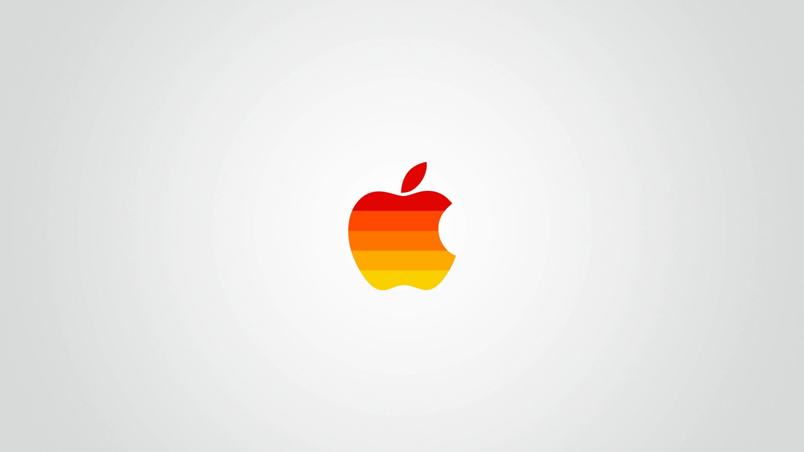 Clear Apple Wallpaper for Social Media YouTube Channel Art