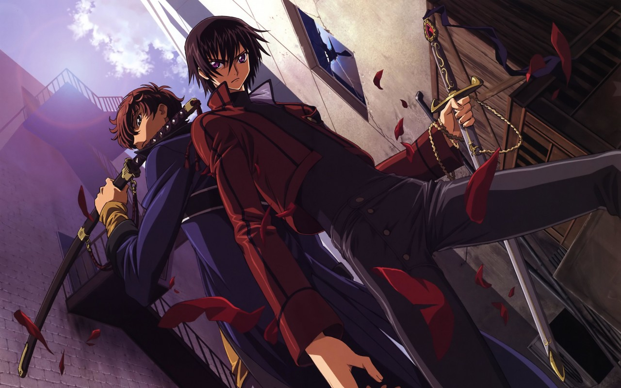 Code Geass Wallpaper for Desktop 1280x800