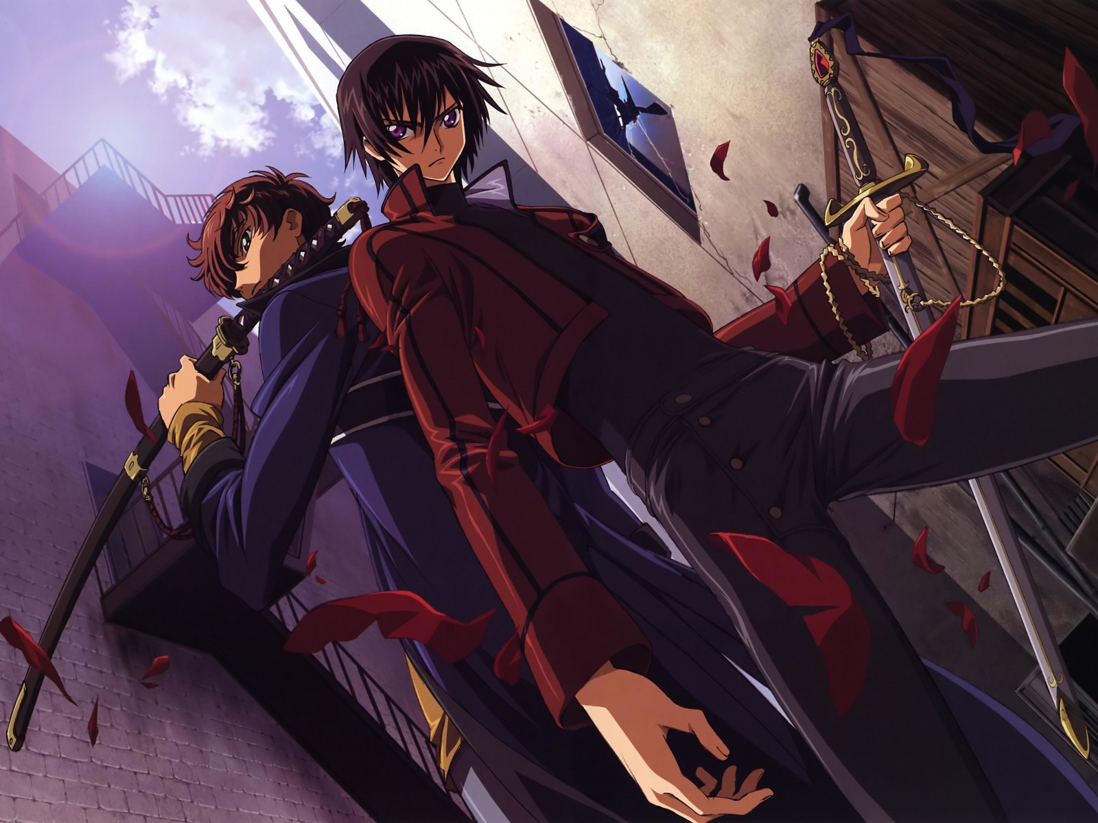 Code Geass Wallpaper for Desktop 1600x1200