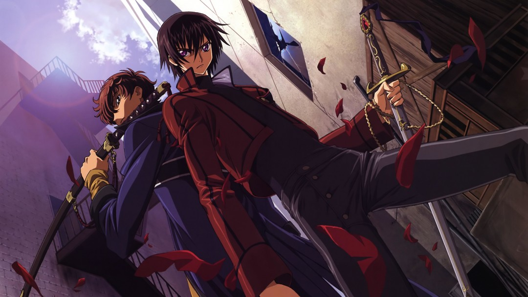 Code Geass Wallpaper for Social Media Google Plus Cover