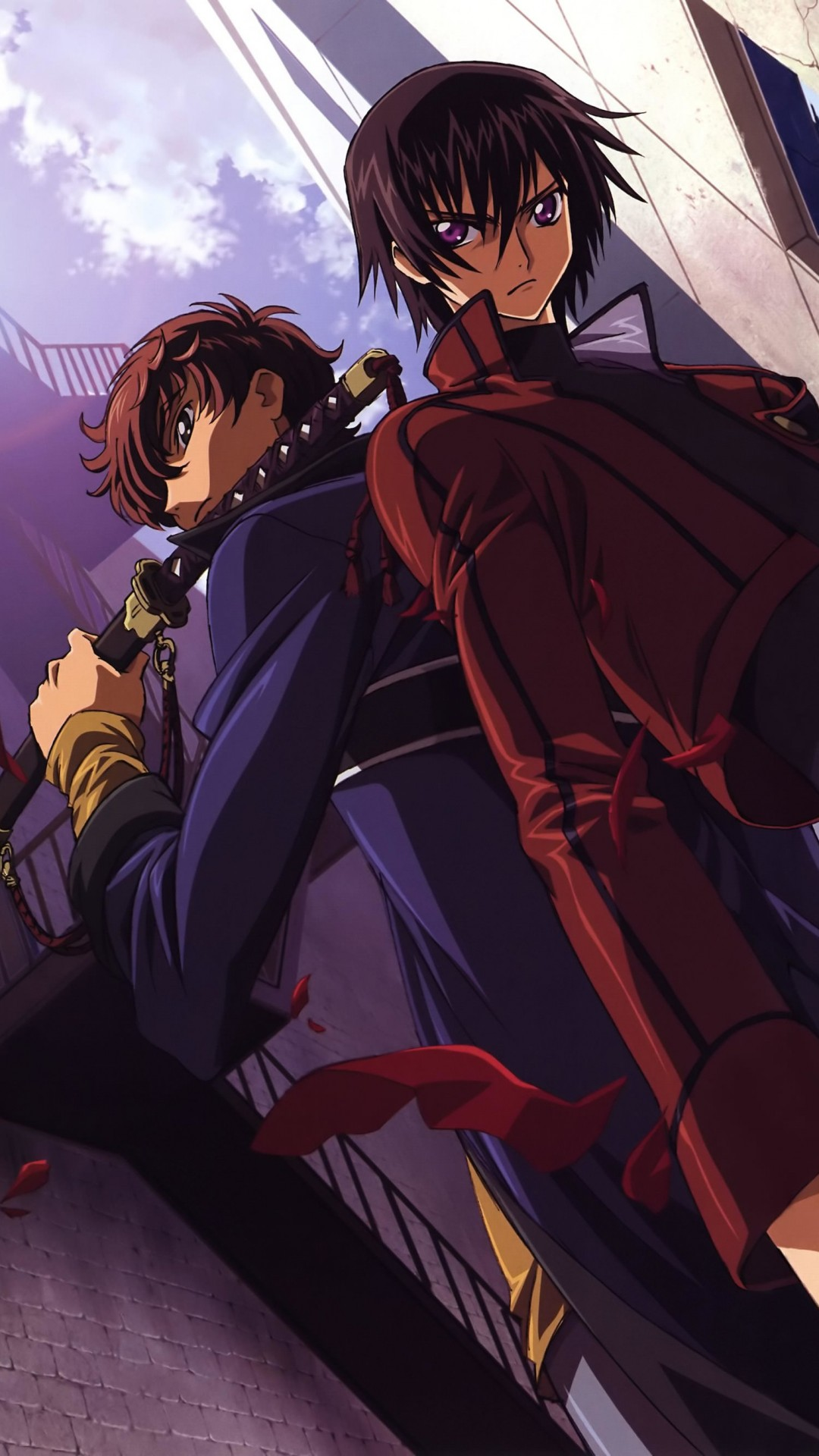 Code Geass Wallpaper for SONY Xperia Z3