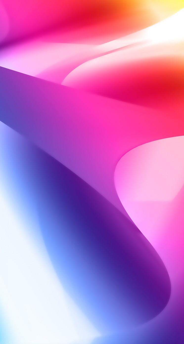 Colorful Smoke HD wall...