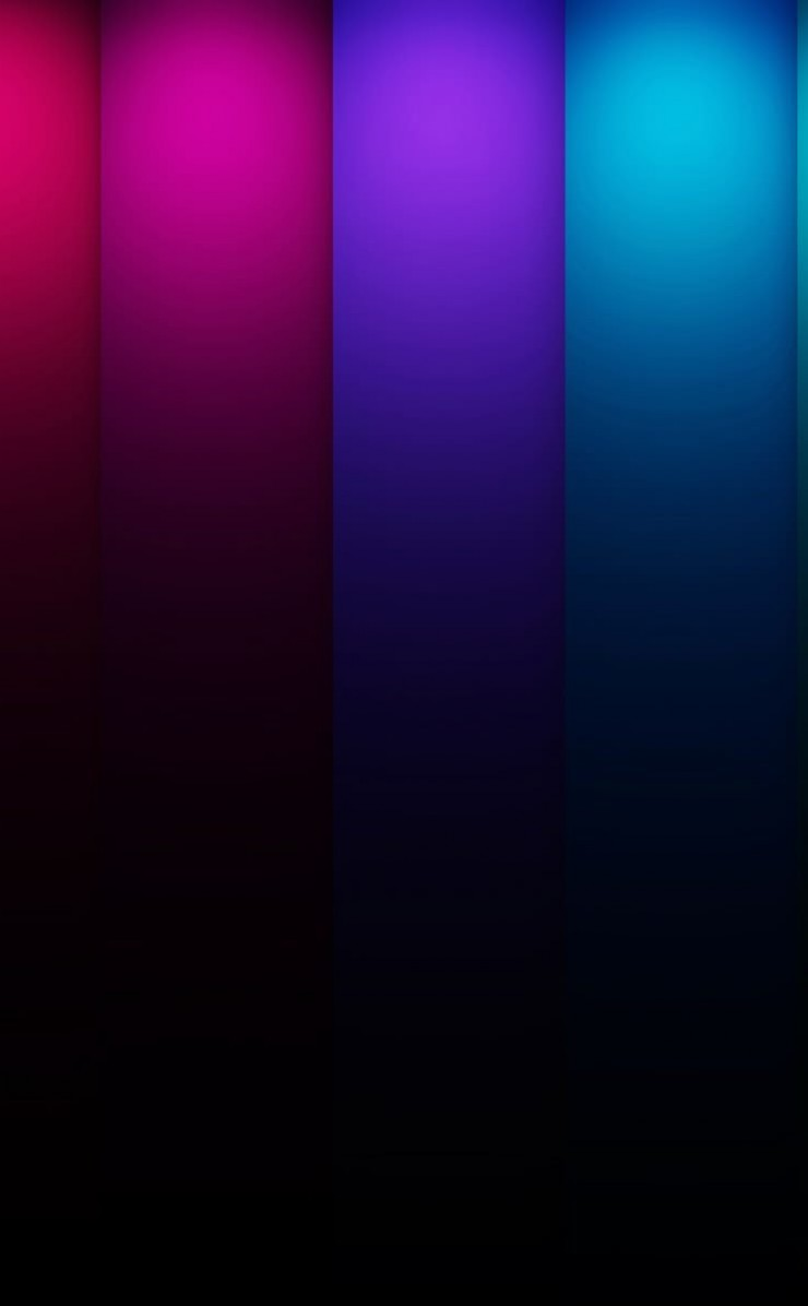 Colorful Stripes Wallpaper for Apple iPhone 4 / 4s