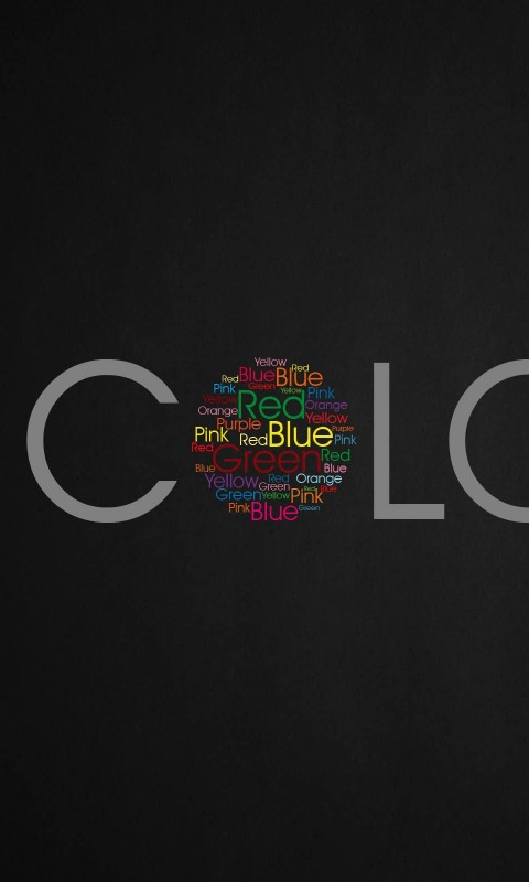 Colors Wallpaper for HTC Desire HD