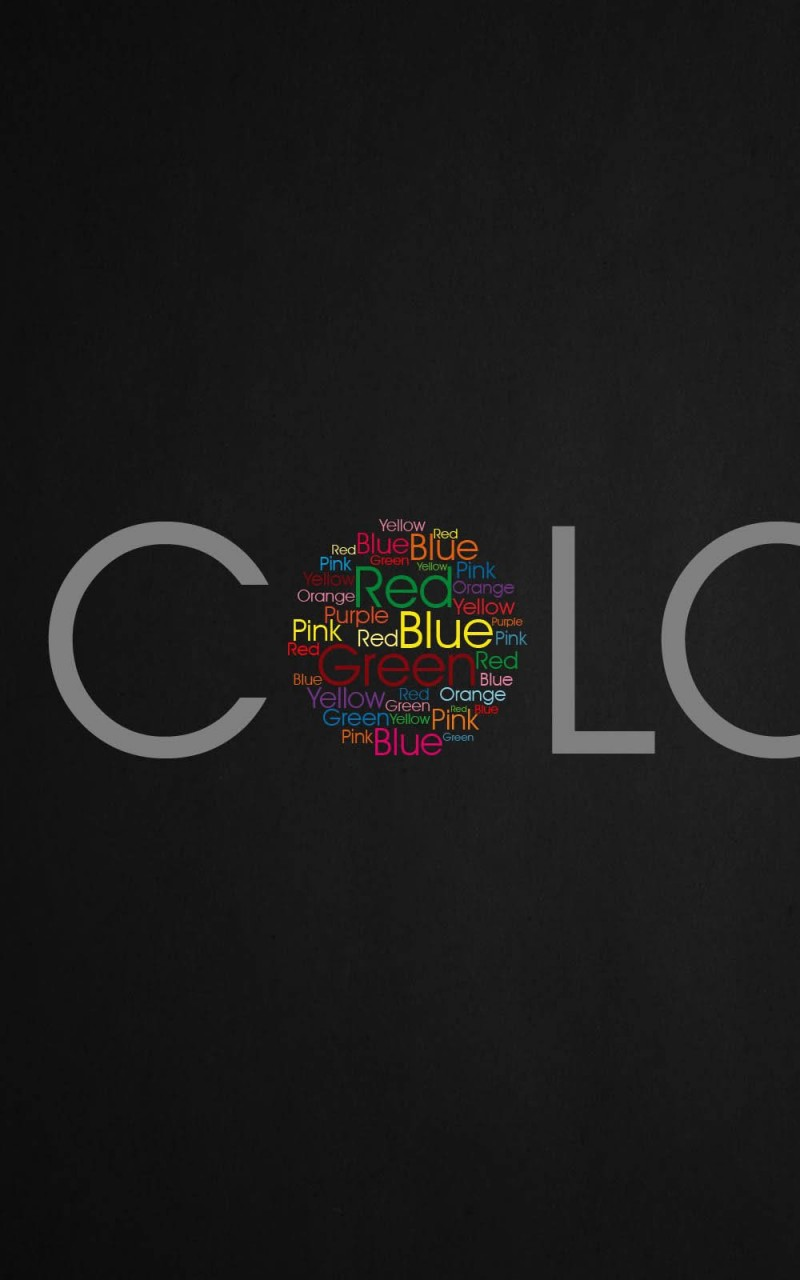 Colors Wallpaper for Amazon Kindle Fire HD