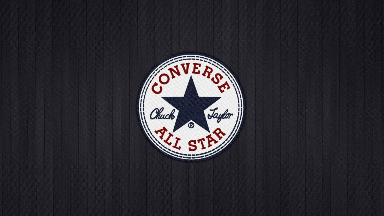 Converse All Star Wallpaper for Desktop 1280x720