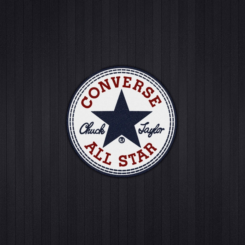 Converse All Star Wallpaper for Apple iPad 2