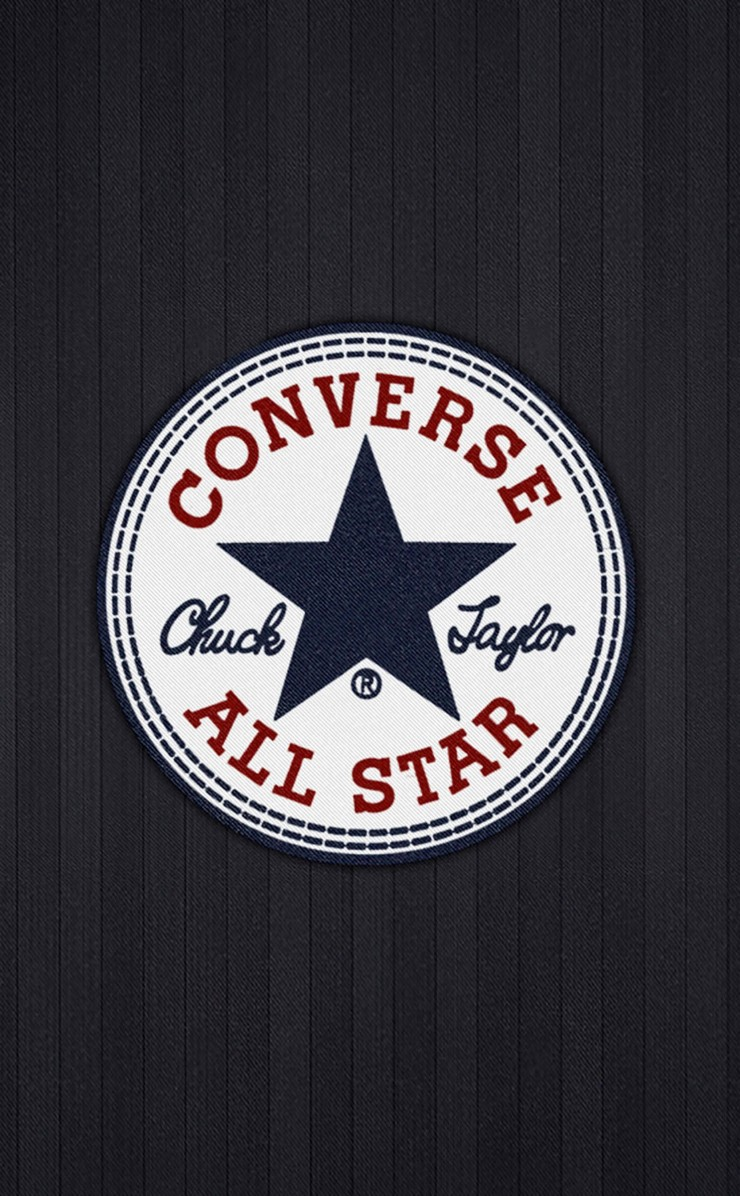 Converse All Star Wallpaper for Apple iPhone 4 / 4s