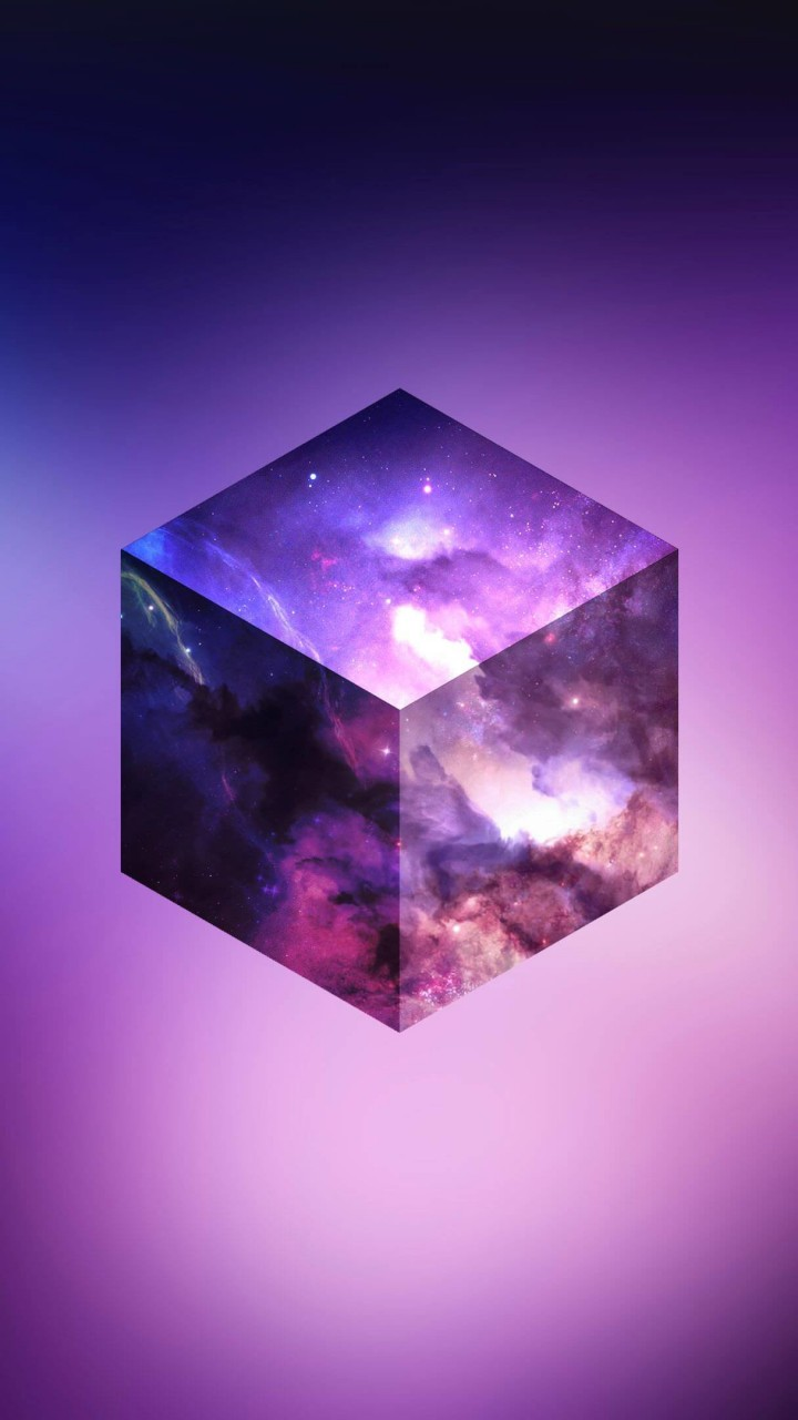 Cosmic Cube Wallpaper for Lenovo A6000
