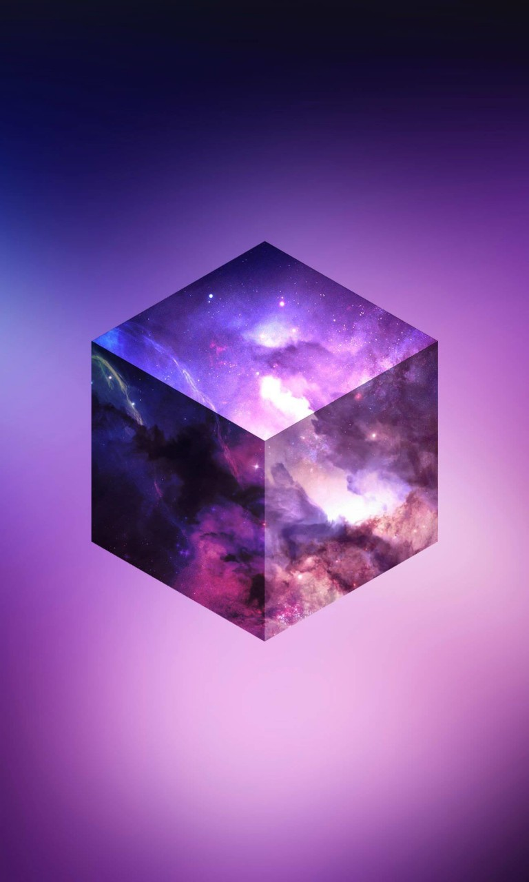 Cosmic Cube Wallpaper for Google Nexus 4