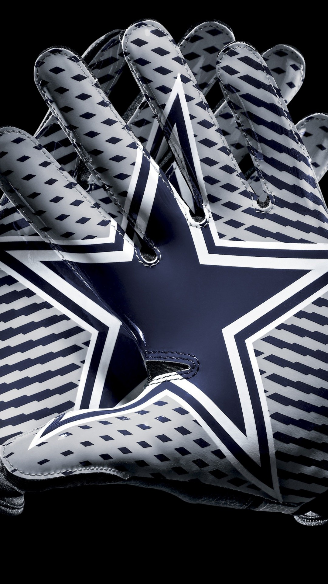 Dallas Cowboys Gloves Wallpaper for SAMSUNG Galaxy S4