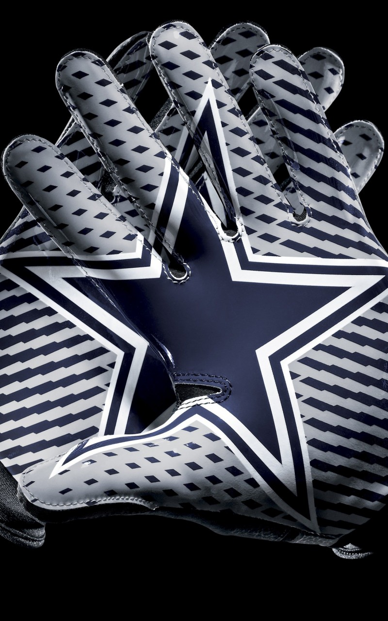 Dallas Cowboys Gloves Wallpaper for Amazon Kindle Fire HD