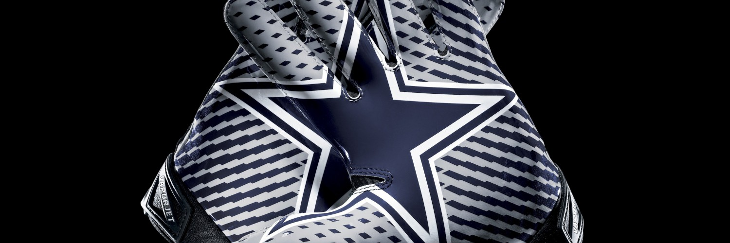 Dallas Cowboys Gloves Wallpaper for Social Media Twitter Header