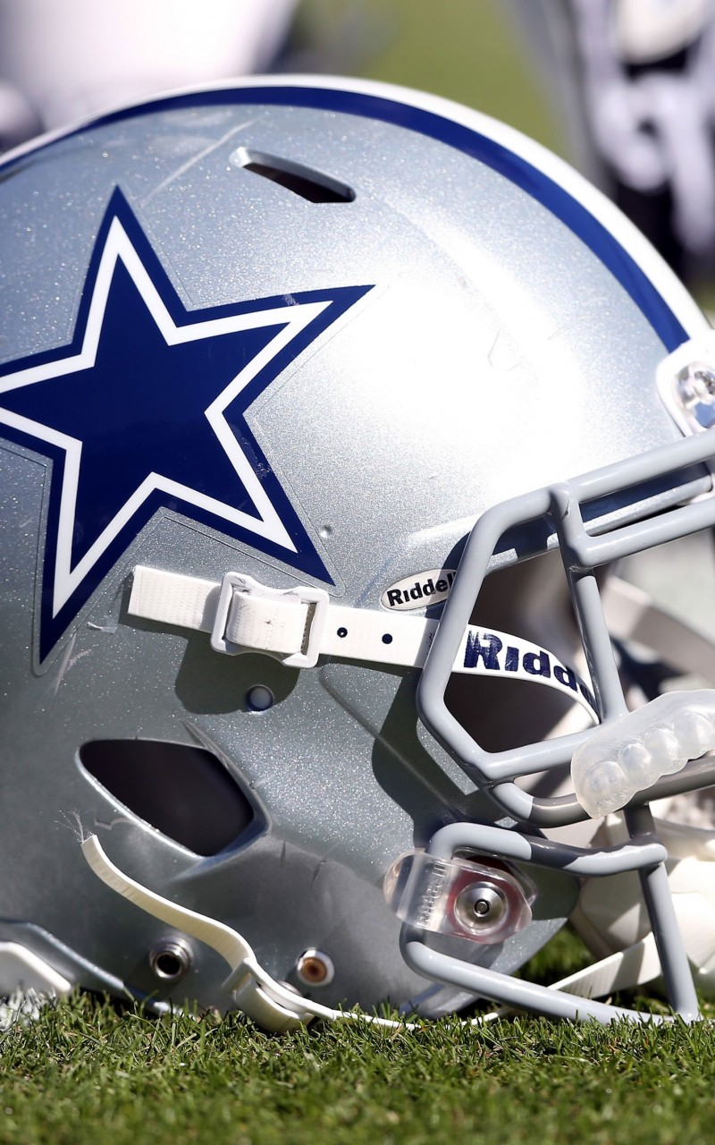 Dallas Cowboys Helmet Wallpaper for Amazon Kindle Fire HD