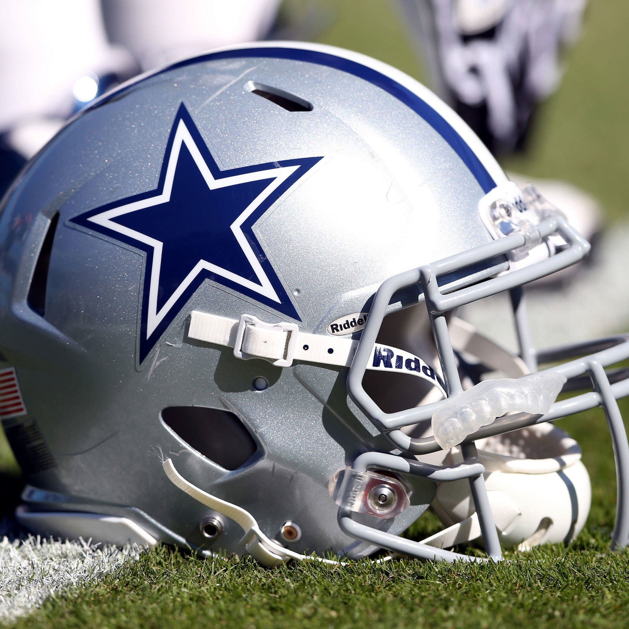 Dallas Cowboys Helmet Wallpaper for Google Nexus 9