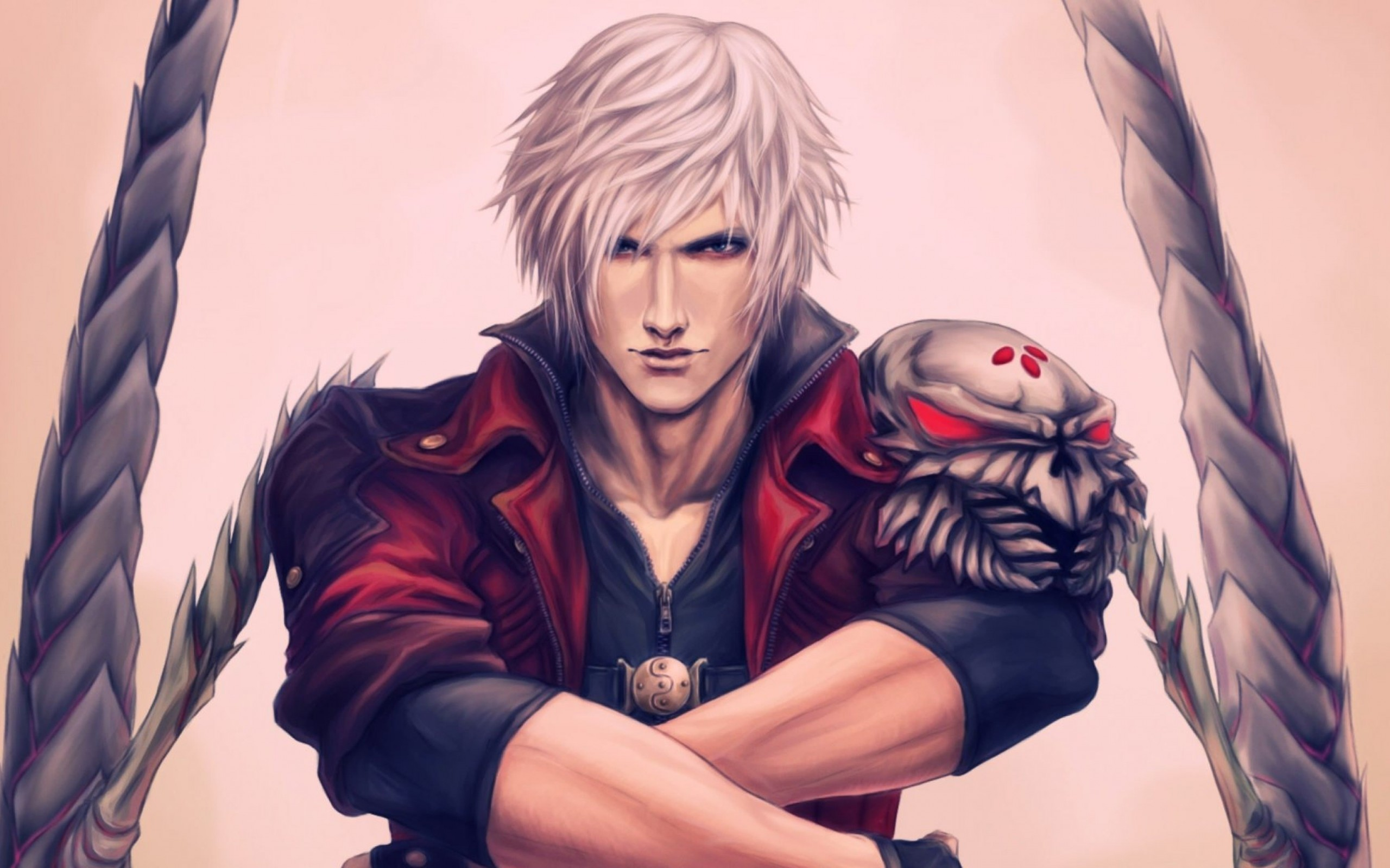 Dante - Devil May Cry Wallpaper for Desktop 2560x1600