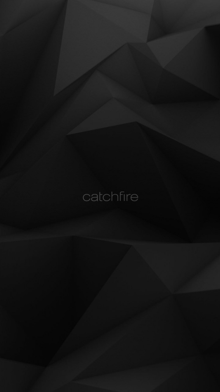 Xiaomi Redmi 1S Wallpapers: Dark Polygones HD Wallpaper For Redmi 1S Screens