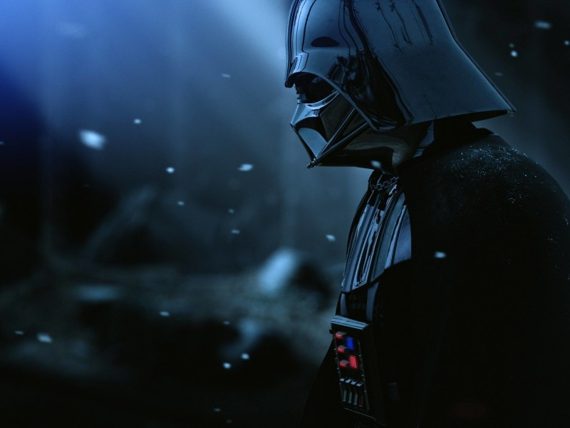 Darth Vader - The Force Unleashed 2 Wallpaper for Desktop 800x600