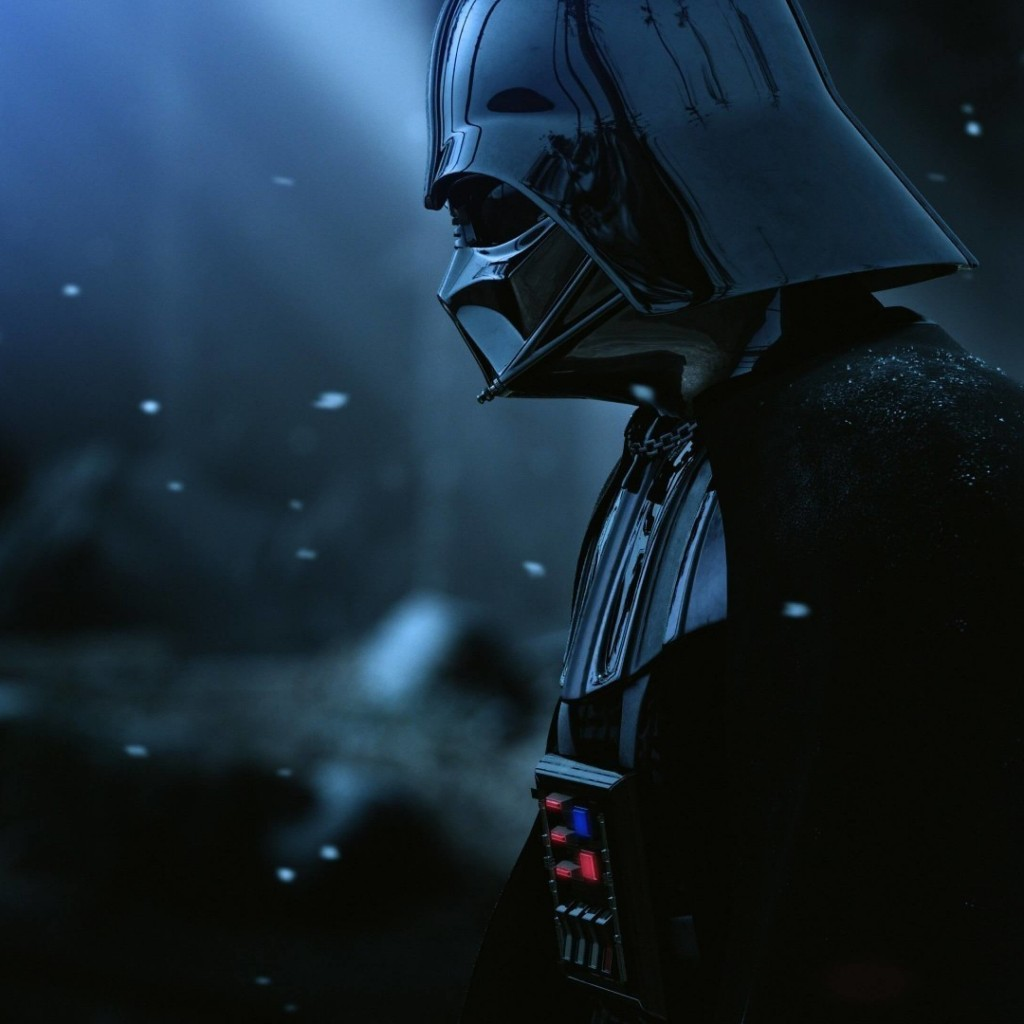 Darth Vader - The Force Unleashed 2 Wallpaper for Apple iPad
