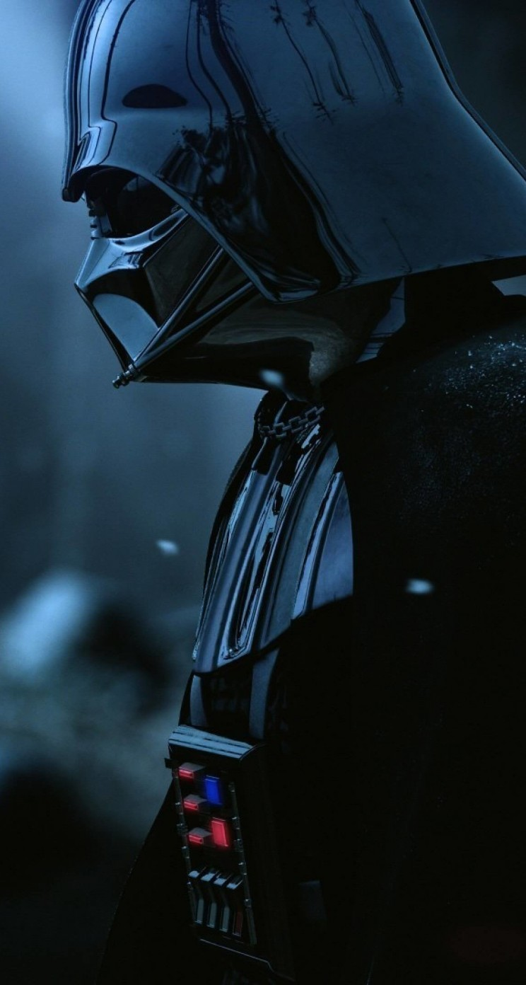 Darth Vader - The Force Unleashed 2 Wallpaper for Apple iPhone 5 / 5s