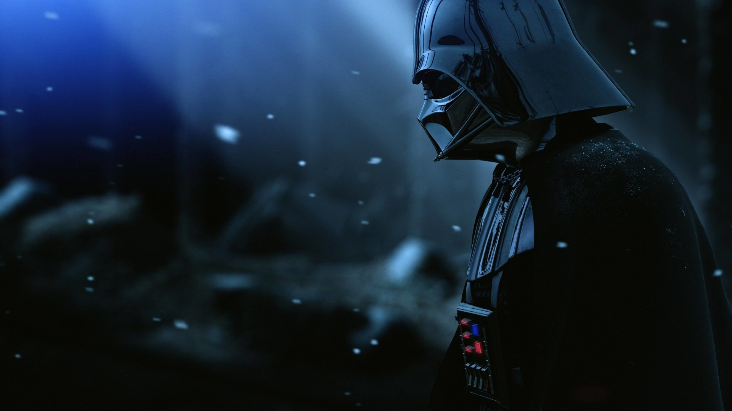 Darth Vader - The Force Unleashed 2 Wallpaper for Social Media YouTube Channel Art