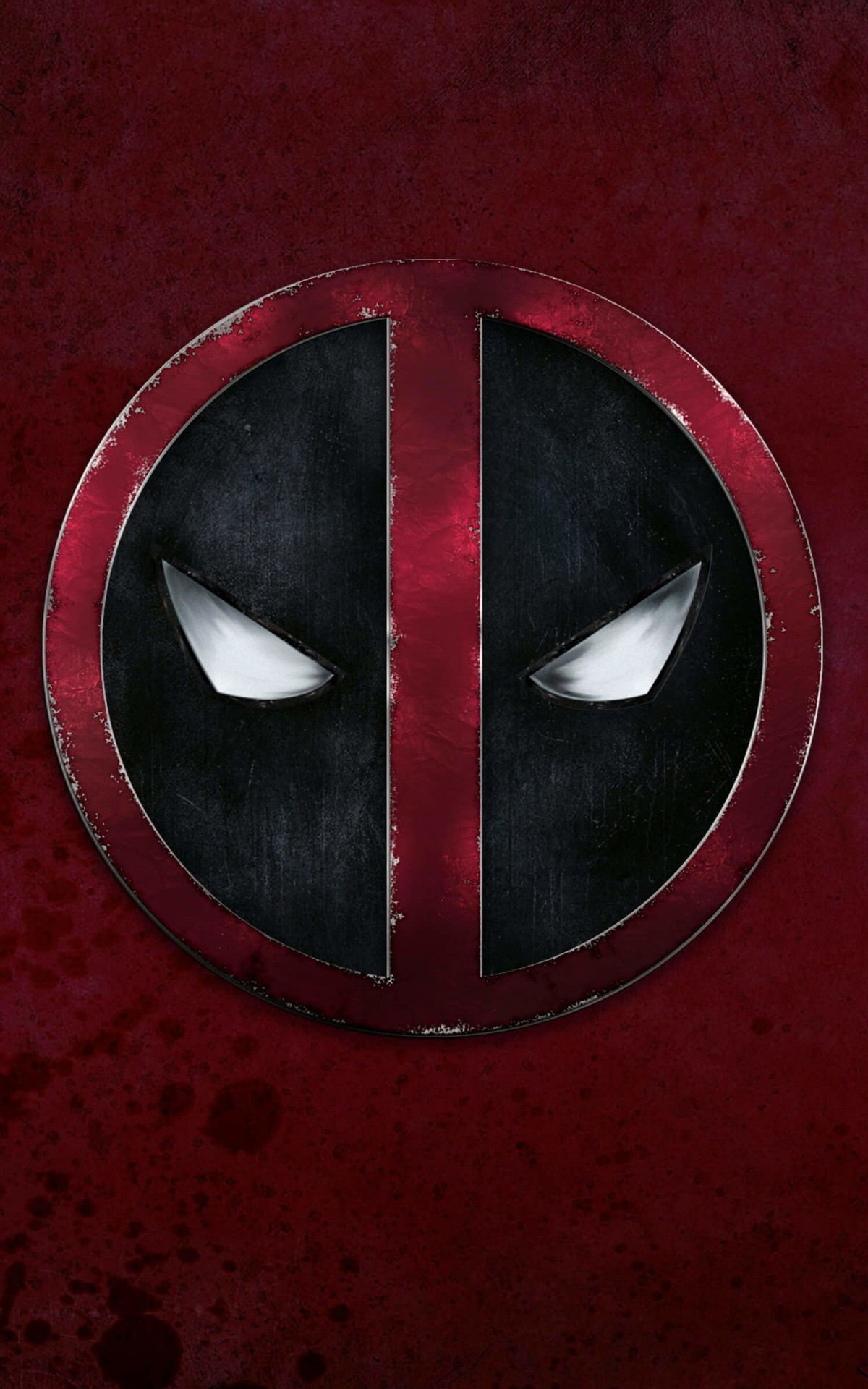 Deadpool Logo Wallpaper for Amazon Kindle Fire HDX